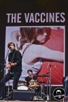 Justin Young and and Pete Robertson from The Vaccines